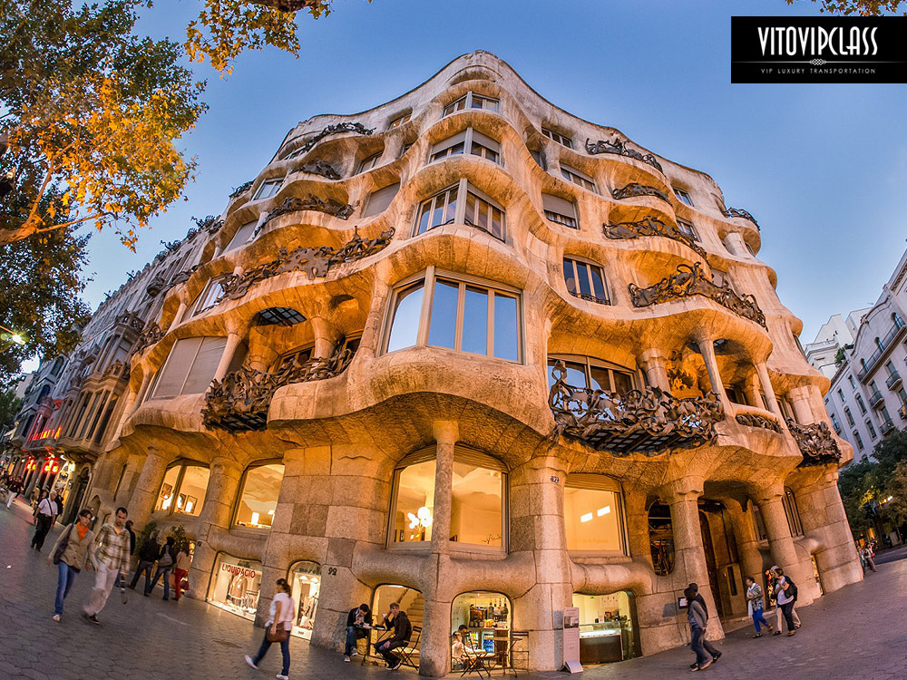 Sites VIP de Barcelona